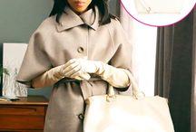 Scandal style / Olivia pope