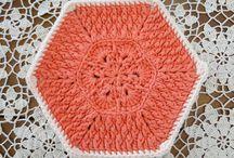Crochet---shapes / by Autumn Bridges