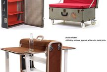 strut your upcycled suitcase