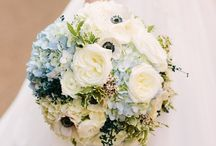 preppy bouquets / by Classic Bride blog