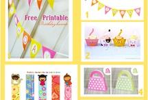 Kinderfeiern / Alles für Geburtstage oder andere Festlichkeiten!