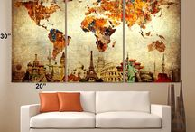Art Canvas Prints