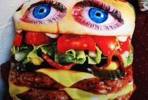 don't eAT ME / EDIBLE  . . .don't EAT