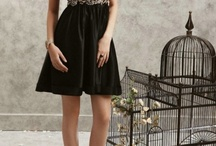 little black dresses / by Luck Bridal