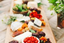 Platters / Food glorious food shared by all