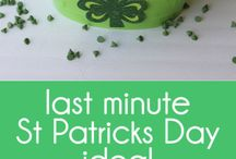 Holiday: St. Patrick's Day