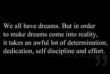 Feeling Determined