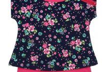 Lány tavaszi-nyári ruhák 2016