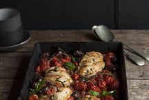 Really Easy Weeknight Meals / by Rosie Merlin