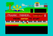 Cool retro games from my youth (yes, it was a long time ago...)