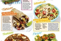 Eats - Healthy Lunches / by Tiffany Loudermilk