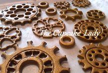 steampank cake
