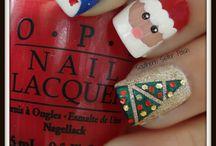 christmas nail for kids