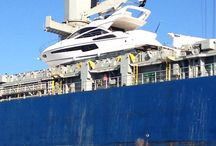 Rick Obey Sunseeker deliveries to USA / New Sunseeker yachts we bring to USA