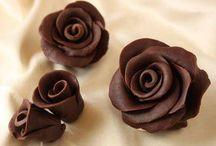 Chocolate para modelar, bombons, trufas...