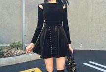 Gothic Fashion that I like✌