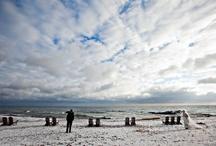 Winter Weddings - Lutsen Resort on Lake Superior