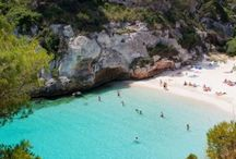theplaceB - Summer Holidays / A good idea for your summer holidays  ☀️✈️ Minorca and more...