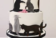 party tema cats