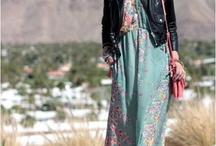Boho Chic / Outfit ideas to rock your Chila Bag