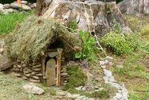 domček do zahradky