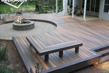 Garden ideas / What I would like to do to my new outside space