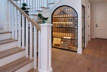 cupboard understaffs and wine cellar
