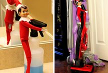 Elf on a shelf / by Loni Toomey