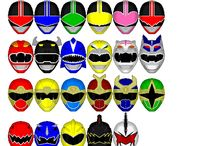 Power Rangers for my brother