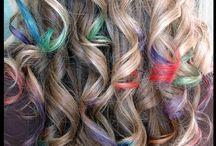 Hair / Hair stuff