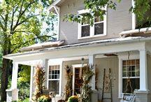 Farmhouses / House ideas