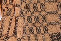 woven coverlets