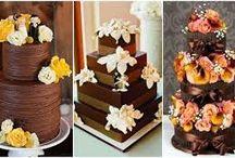 Color CIOCCOLATO! / spunti, riflessioni, idee, suggerimenti per un matrimonio sulle tonalità del marrone