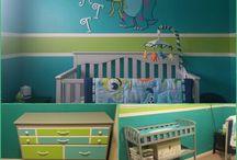 Ideas for the nursery!