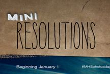 2015 Mini Resolutions Challenge / Start the New Year with mini resolutions. We're sharing an image on Instagram every day in January. Join us @MultiCareHealth and you could win prizes! #MHSPhotoaday / by MultiCare Health System