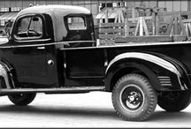 Dodge Pickups 1939~47 / History of Dodge Pickups #5