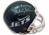 New York Jets Memorabilia / New York Jets Memorabilia