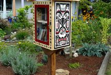 Little Free Library / by Teresa Townsell