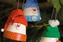 inspirações natalinas / Todas imagens foram retiradas da Internet