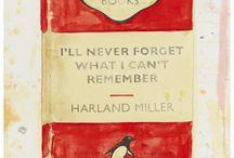 Harland Miller by archesart.com