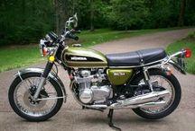 Honda motorsykler