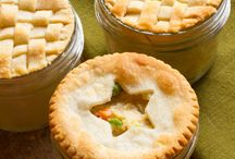 Food - Jar Meals & Recipes / by Jen G