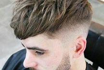 Pelo más corto / Diseño de cortes de pelo