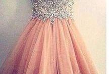 vestidos, meus 15