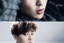 exo faces