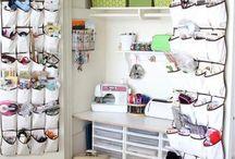 Organizing / by Dawn Valentine