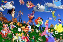 Disney / by Madison Friesen