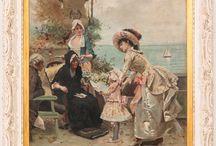 19th Century Paintings / 19th Century Paintings at Auction