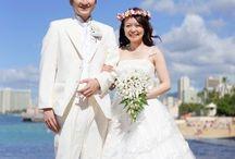 Hawaii Wedding / Tuxedo オアフ島にて、レンタルする場合の プランの中に含まれている タキシード