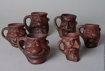Керамика, глина, фарфор